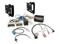 2-DIN KIT DODGE / JEEP / CHRYSLER STEERING WHEEL CONTROL MULTILEAD AND 2 ANTENNA ADAP (1PC