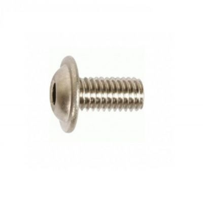 button head hexagon socket flange b