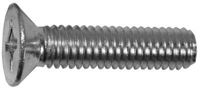 metal screw countersunk head cros
