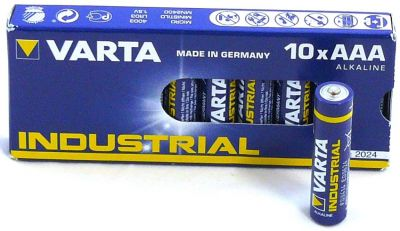 penlite batteries