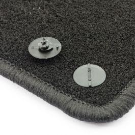 floor mat affixation