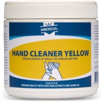 AMERICOL H& SOAP YELLOW POT 600ML (1PC)