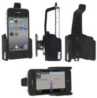APPLE IPHONE 4 / 4S PASSIVE HOLDER WITH SWIVELMOUNT AND LOCK (1PCS)
