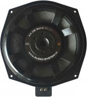 AUDIO SYS. 200MM NEODYM SUBWOOFER. FOR ALL E AND F MOD. BMW (1PC)