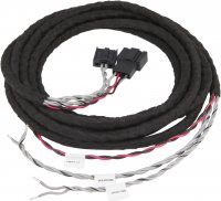 AUDIO SYS. HIGH ADAPTER CABLE FOR BMW E + F-MOD. (PAIR) (1PC)