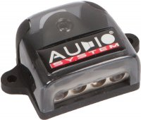 AUDIO SYS. HIGH-END 5-WG DISTRIBUTION BLOCK (1PC)