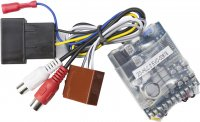 AUDIO SYS. HIGH-LOW ADAPTER HLC-2 PLUS FOR OEM RADIO (1PC)