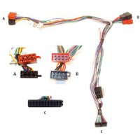AUDIO2CAR ISO WITH POWER SUPPLY (1PC)
