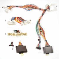 AUDIO2CAR VARIOUS MOD. CHRYSLER - JEEP - DODGE - LANCIA WITH SEPARATE AMPLIFIER (1PC)