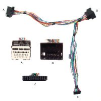 AUDIO2CAR VARIOUS MOD. OPEL - BUICK - SAAB - CADILLAC WITHOUT AMPLIFIER (1PC)