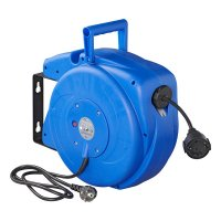 AUTOMATIC CABLE REEL 15M (1PC)