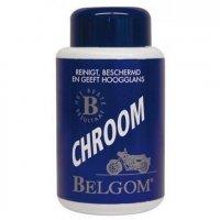 BELGOM CHROME POLISH 250ML (1PC)