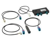 CALEARO ACTIVE SPLITTER RADIO AM / FM / DAB + / INCL. CABLES (1PC)