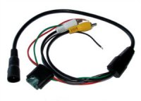 CAMERA ADAPTER CABLE 4 PIN TO RCA. (1PC)