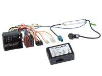 CAN-BUS KIT QUADLOCK NEW -> ISO / ANT. ISO DIV. TYPES AUDI- SEAT- SKODA- VW (1PC)