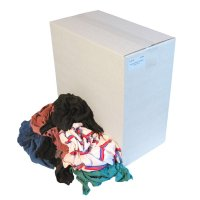 CLEANING RAG COLOURED TRICOT 10KG (1PC)