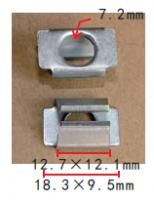 CLIP VAG OE: 6Q0807180 (10PCS)