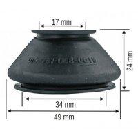 DUST CAP 17-34-24 ROVER VAG (1PC)