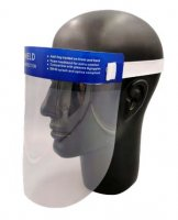 FACE SCREEN ANTI FOG (1 PC)