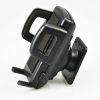 FIX2CAR GRIPPER SUITABLE FOR DEVICES WITH A WIDTH FROM 35 MM TO 83 MM WITH SWIVEL (1S
