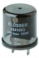 FLASHING LIGHT RELAY 24V MAX 150W 3-POLES (1PC)
