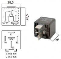 HIGH POWER MAKE RELAY 12V 70 / 60A (1PC)