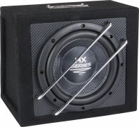 HX SERIES HIGH END HOUSING SUBWOOFER. CLOSED HOUSING OF 9 LITERS G08 + HX08 SQ. (1ST (1PC)