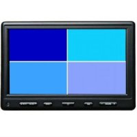 LCD MONITOR 7 QUAD HEAVY DUTY INCL. SPEEDSWITCH (1PC)