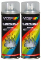 MOTIP HEAT-RESISTANT BLANK PAINT 800° C 400ML (1PC)