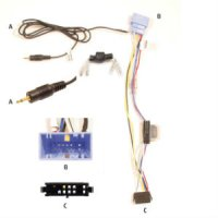 MUTE INTERFACE CABLE SAAB 9-3 2003-2006 SPORT MOD. (1PC)