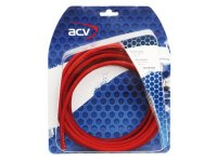 POWER CABLE 10.00 MM² RED 5 METER (1PC)