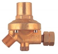 PRESSURE REGULATOR CYLINDER CONNECTION 1.5-3/8'' FIXED SETTING (1PC)