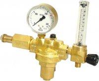 PRESSURE REGULATOR MAXI FLOW ARGON/CO2 (1PC)