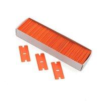 RETRACTABLE STEEL WINDOW SCRAPER (1PCS)