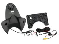 REVERSING CAMERA BLACK SURFACE NTSC WITH FRAME LINES AND IR (1PC)