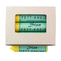 SISA CHALK YELLOW (12PCS)