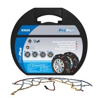 SNOW CHAINS 12MM KN20 (1SET)