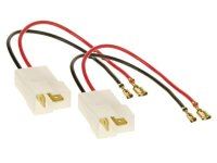 SPEAKER ADAPTER CABLE (2 X) VARIOUS MODELS NISSAN - SUZUKI (1PC)
