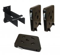 SPECIAL OFFER 3X ADHESIVE WEIGHTS IN CASSETTE + FREE BRACKET (1PC)