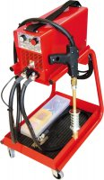 SPOTTER TECNA 3460N. 400 VOLT. INCLUDING UNDERCARRIAGE (1PC)