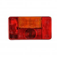 TAIL LIGHT 5 FUNCTIONS 194X104MM LEFT (1PC)