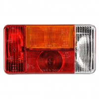 TAIL LIGHT 5 FUNCTIONS 194X104MM RIGHT (1PC)