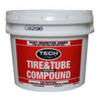 TECH TYRE & TUBE MOUNTING COMPOUND 10KG (1PC)