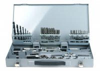 THREAD CUTTER SET M3-M12 52-PIECE (1PC)