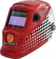 WELDING HELMET FURIA GP + WELDING FILTER 9-13 (1PC)