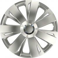 WHEEL CAP SET ENERGY RC SILVER 15 (1PC)