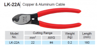 WIRE CUTTER FOR COPPER WIRE UP TO 22MM2 (1PC)